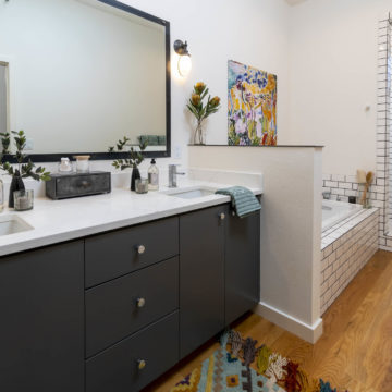 custom made portland bathroom