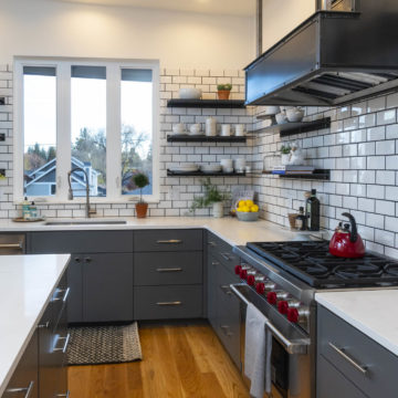 portland custom kitchen