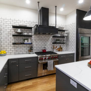 custom Portland Oregon kitchen