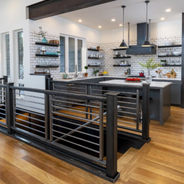 custom Portland kitchen